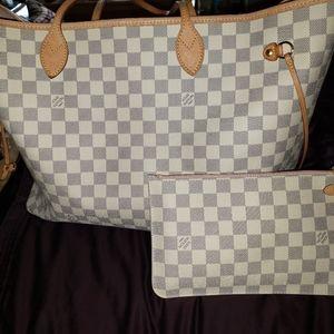 Louis Vuitton Neverfull GM handbag